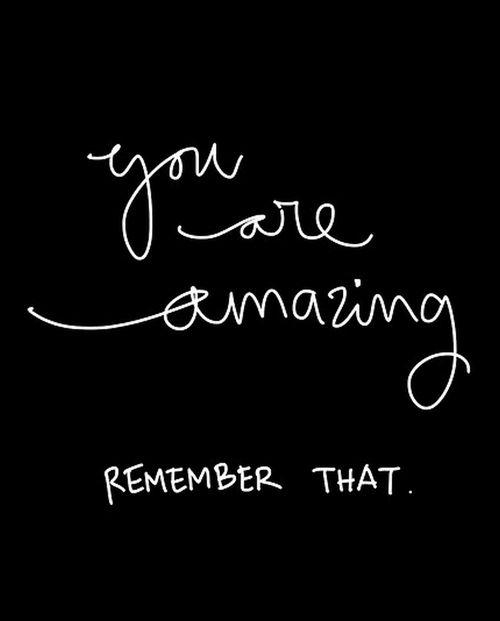 you-are-amazing