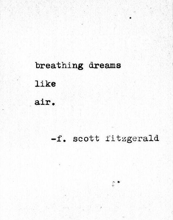 breathing dreams