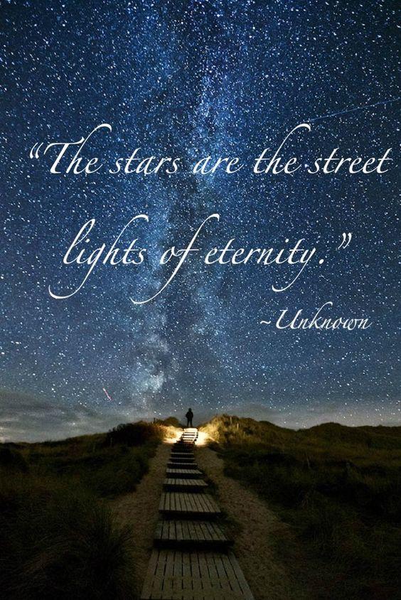 Street Light of Eternity