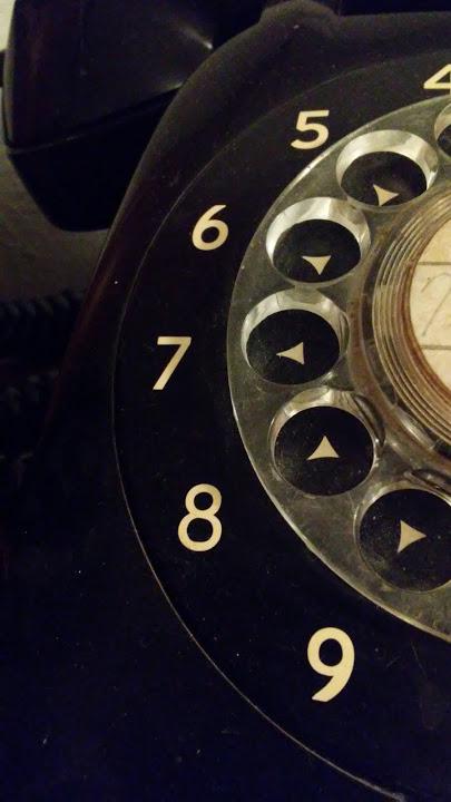 telephone half